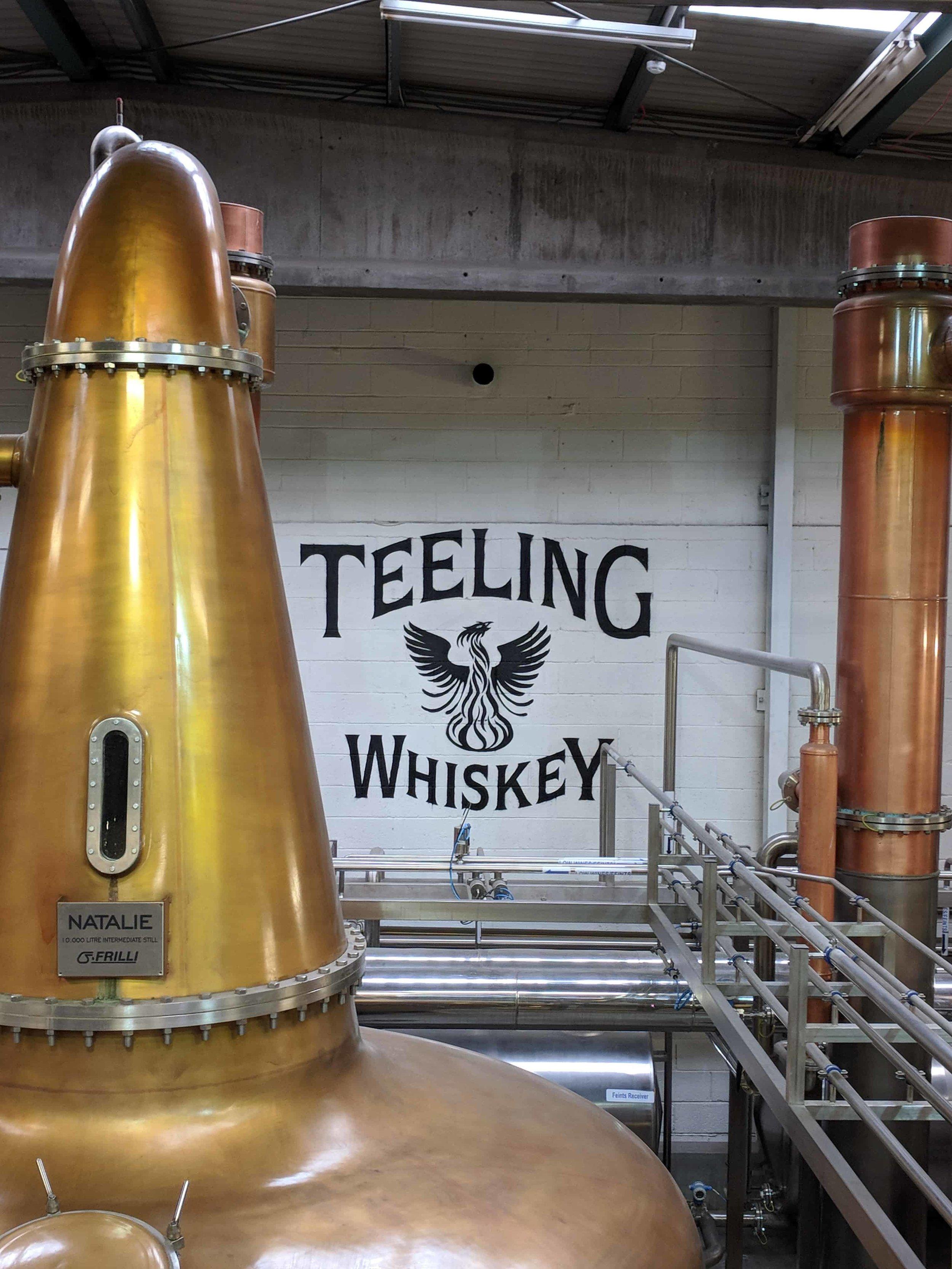 Teeling Distillery, Dublin, Ireland