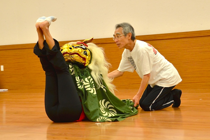 Eien Hunter-Ishikawa website Kyosuke Suzuki Asano Taiko US workshop shishi mai