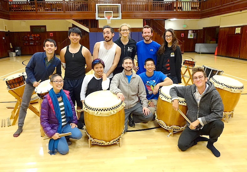 jiten daiko workshop