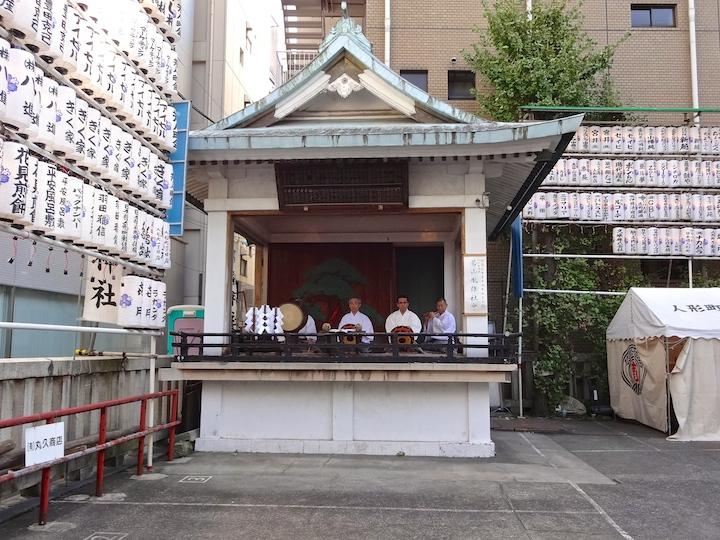 Wakayama Shachu performance