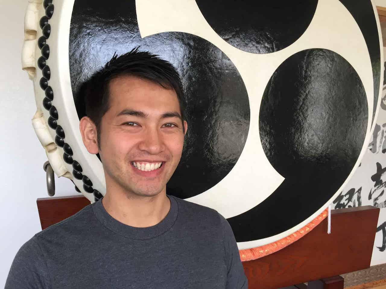 Katsuji Asano of Asano Taiko US