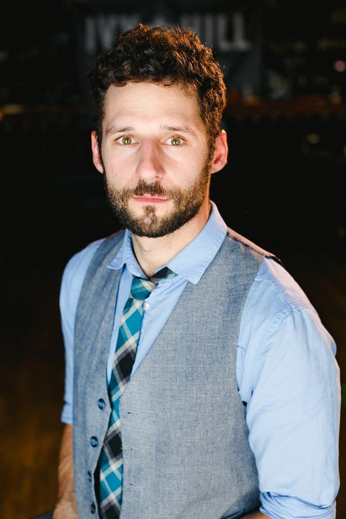 Portrait of Jon Devoto, co-founder of Ivy Hill Entertainment.