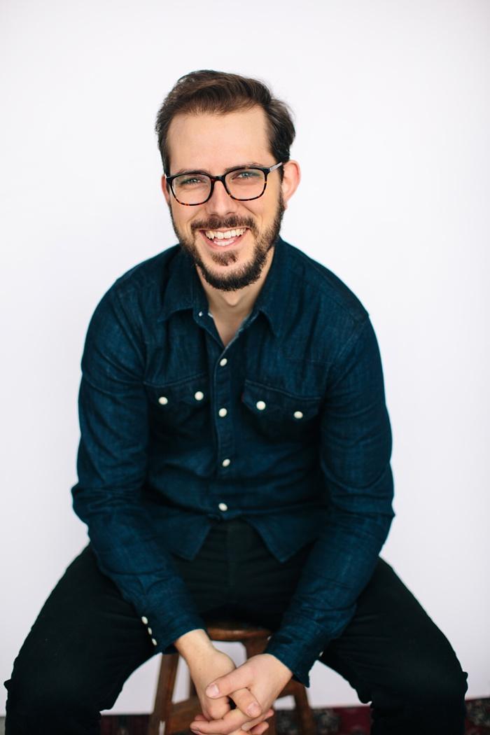 Photo of Matt Roads, co-founder of Ivy Hill Entertainment.