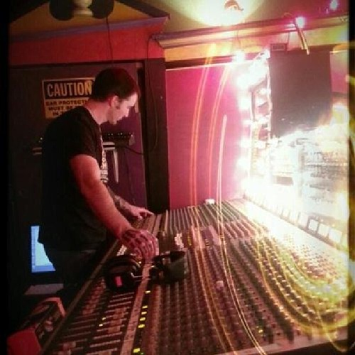 Photo of Paul Thomas, our preferred audio/visual provider.