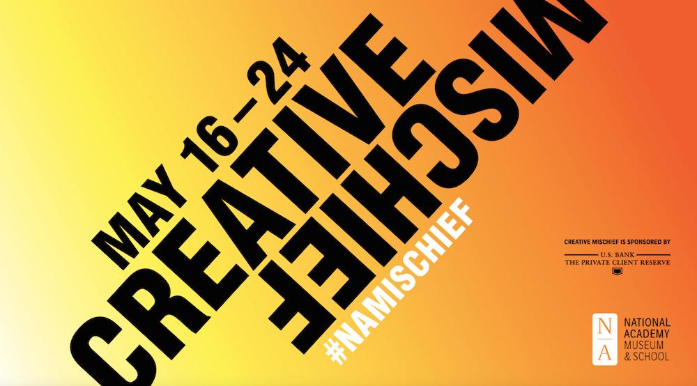 Creative Mischief 2015