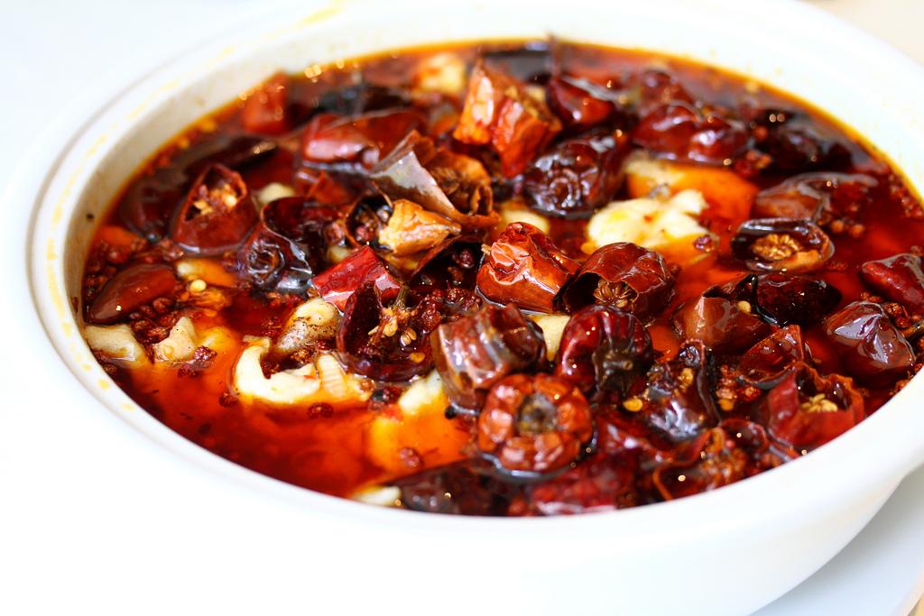 Sichuan Pepper Broth Fish