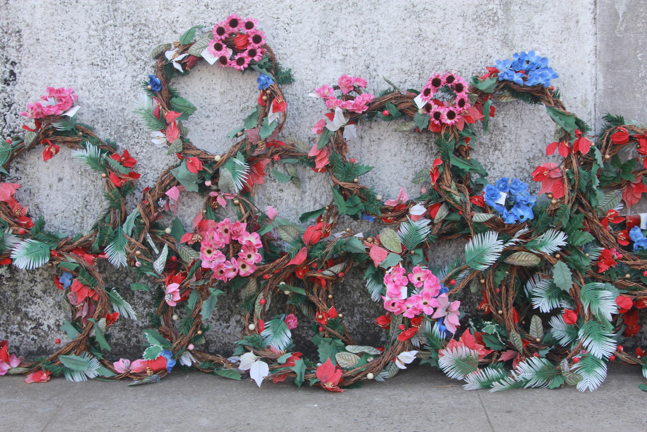 Center Street Cemetery, Monrovia. (Nurudeen Sanni/IFRC)