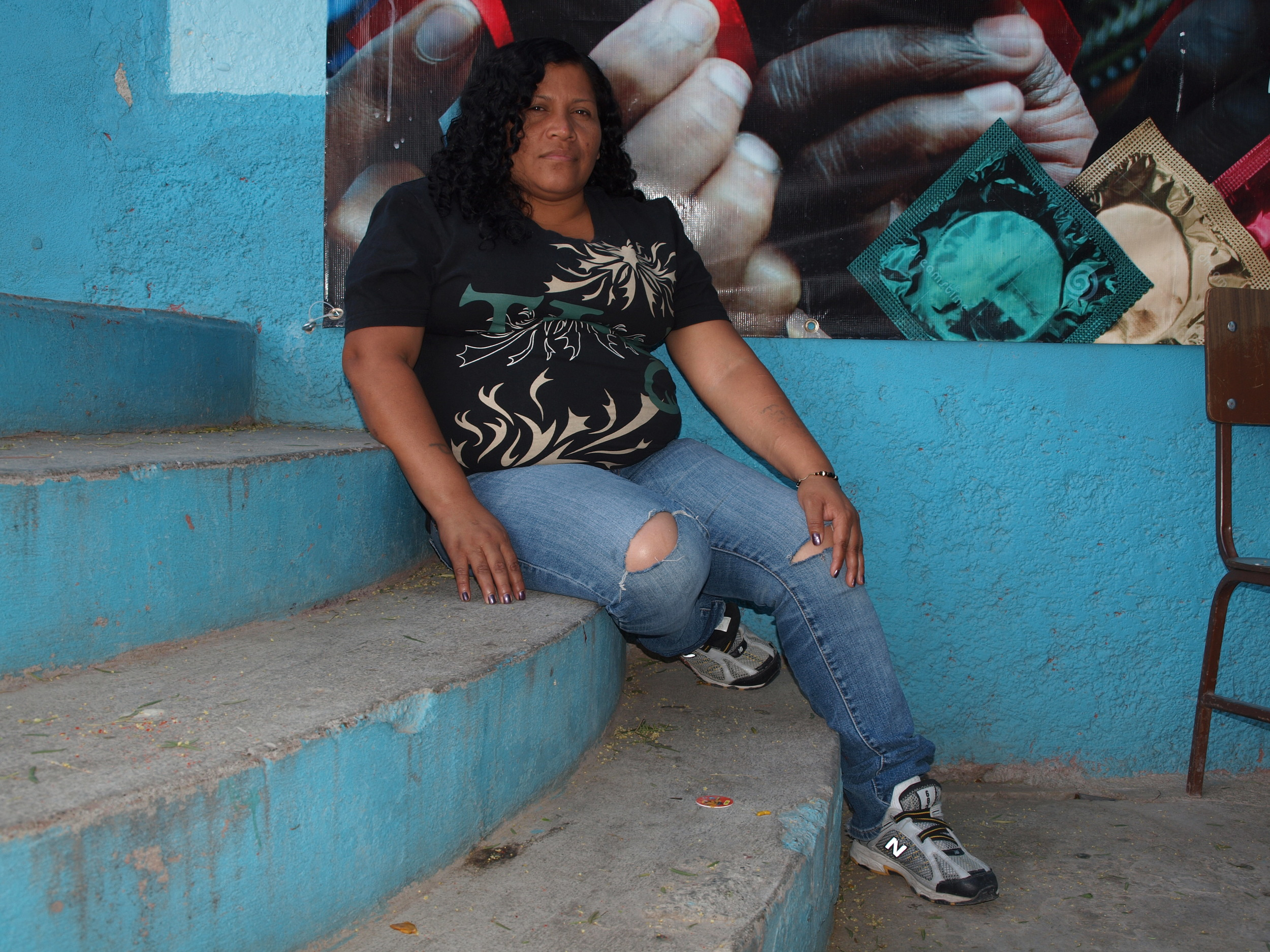 Sulma Ortega and her family were victimised by the MS-13 drug cartel in Guatemala and granted asylum in Mexico. But they have received no help from the Mexican government to rebuild their lives there, and they are now looking to reach the US.