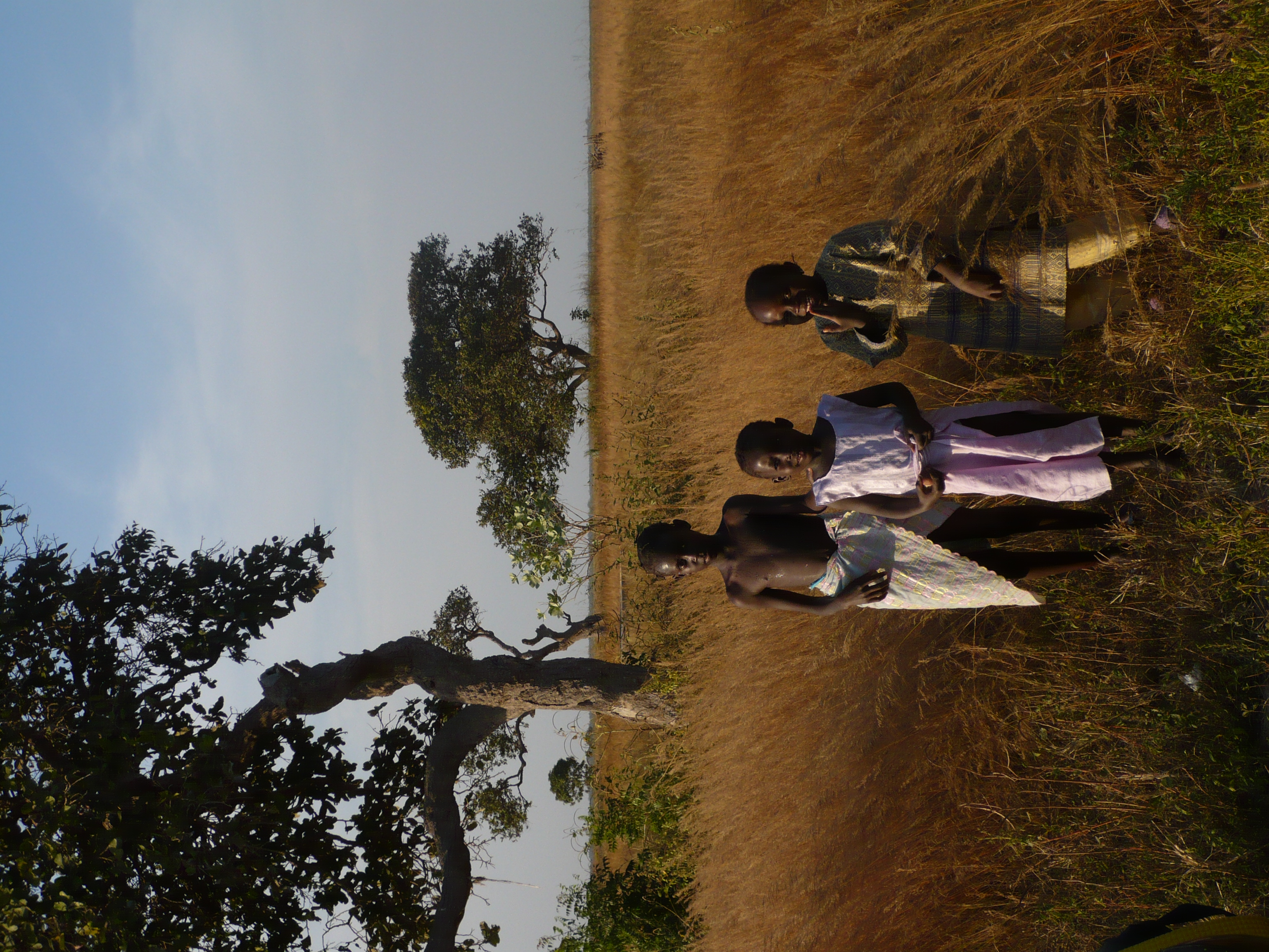 Des enfants dans la région sénégalaise de la Casamance (Eduard Garcia/Flickr)