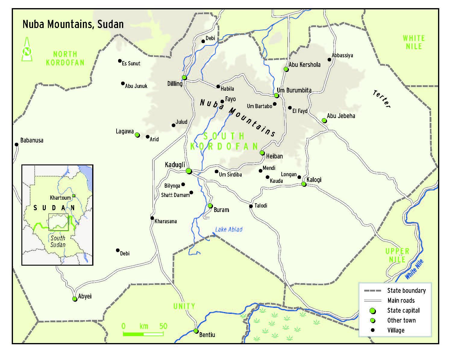 (مشروع مسح الأسلحة الصغيرة، الخريطة من إعداد مابغرافيكس   MAPgrafix  )