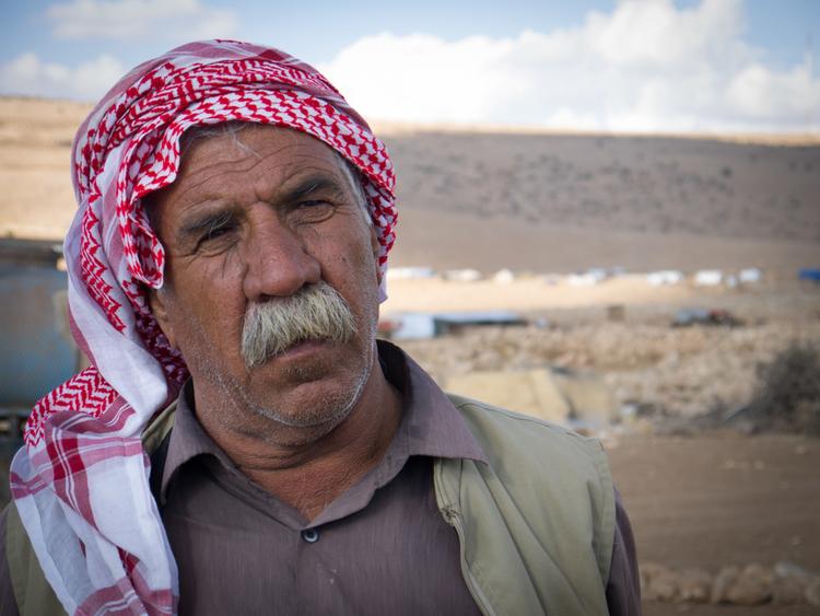 لم يجد بابير حسن سعيد وظيفة منذ انتقاله إلى الجبل، ويكافح من أجل إعالة أسرته.