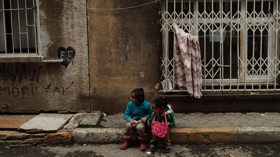 The majority of Syrian children in Turkey are not in school (Eleonora Vio/IRIN)