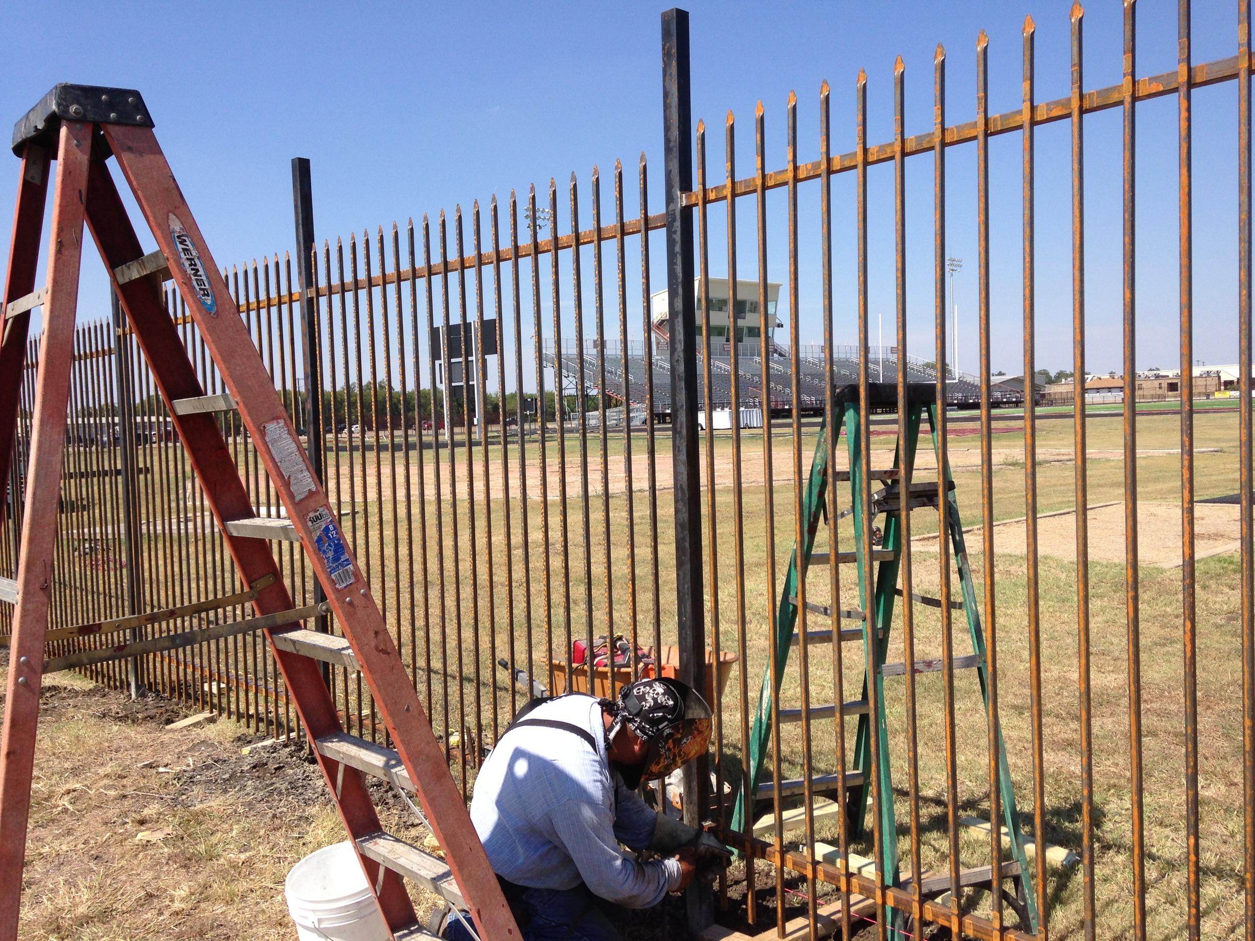 ROISD Security Fence.JPG
