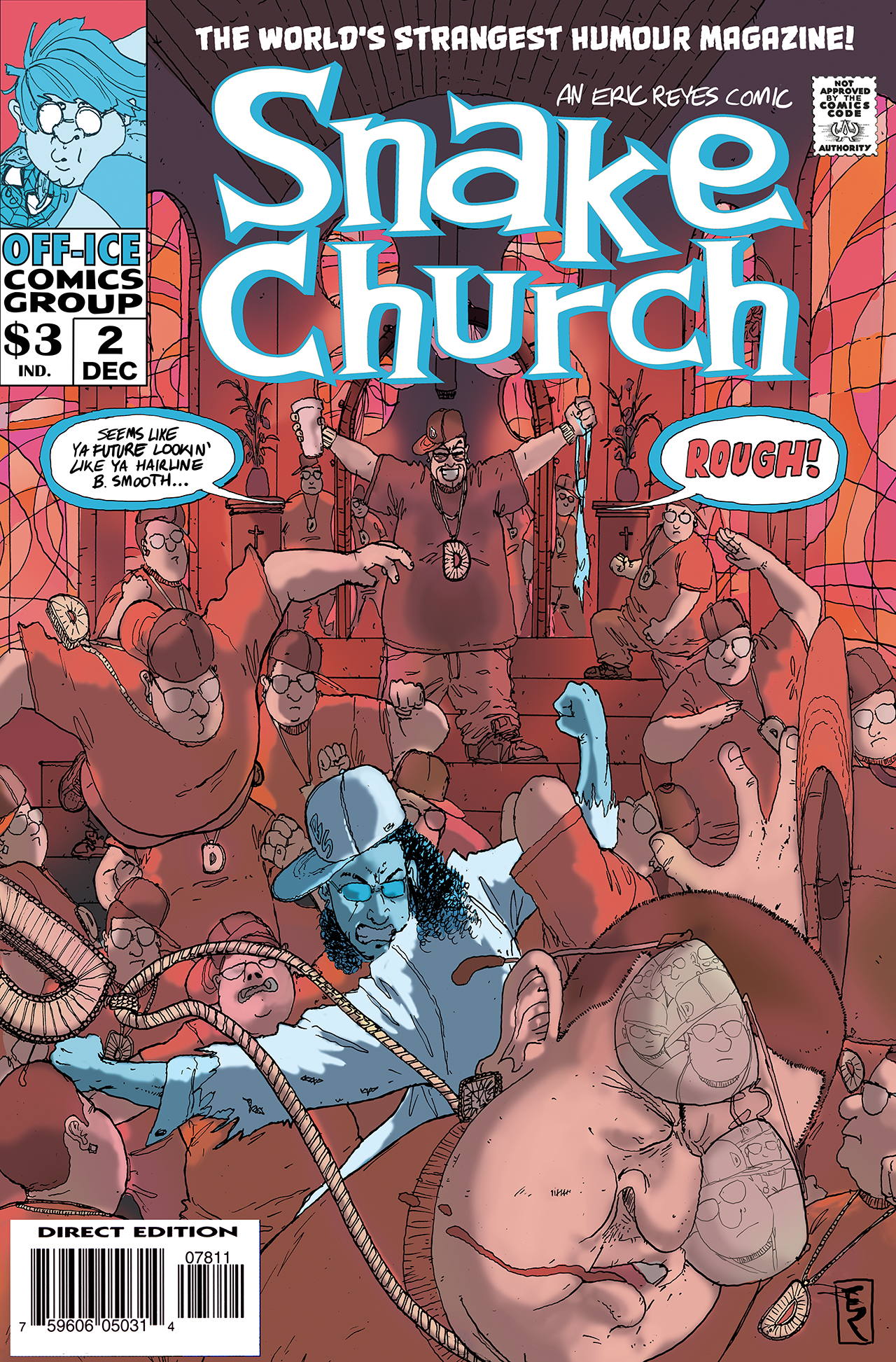 Snake Church Issue 2