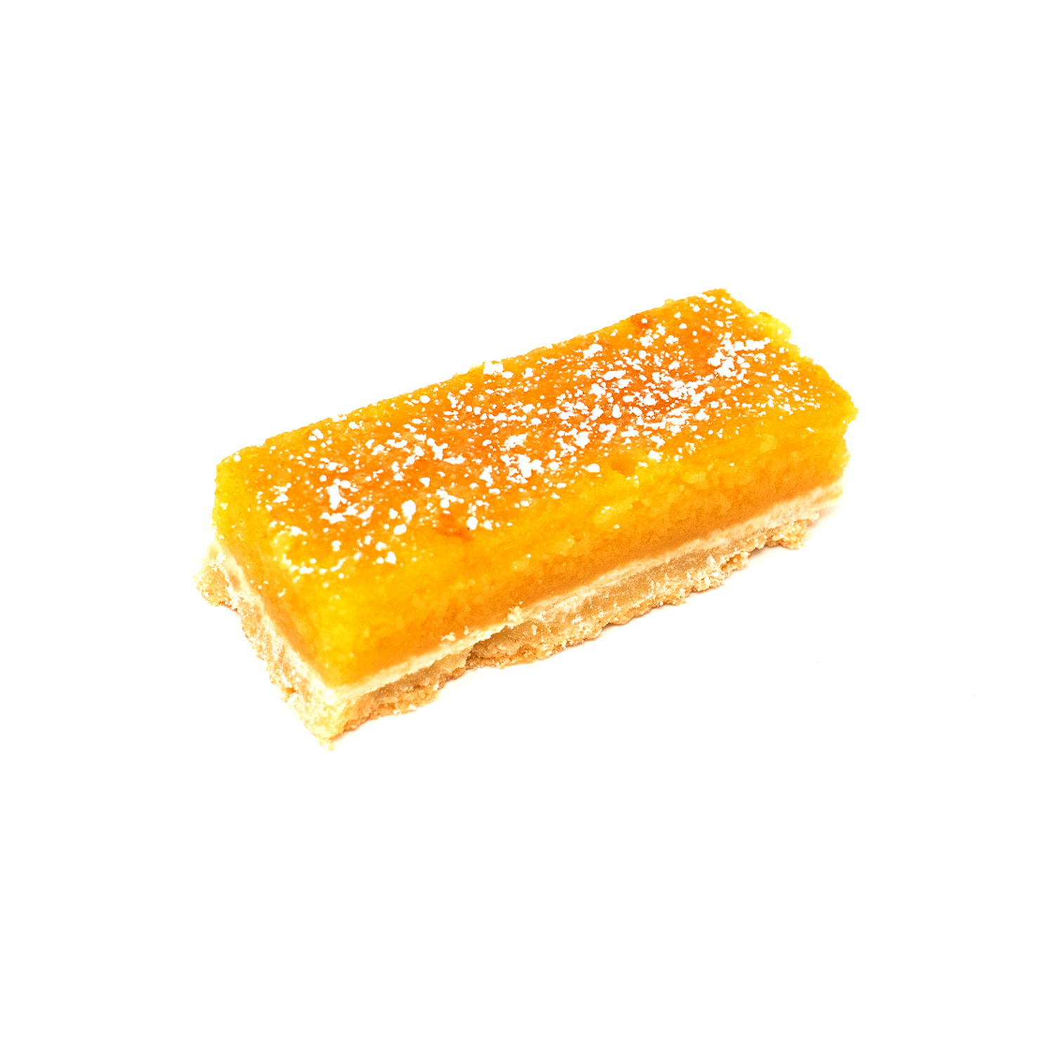 "Calamansi Bars   $26   Sweet and tangy Philippine ""lemon"" bar on top of a buttery shortbread crust"