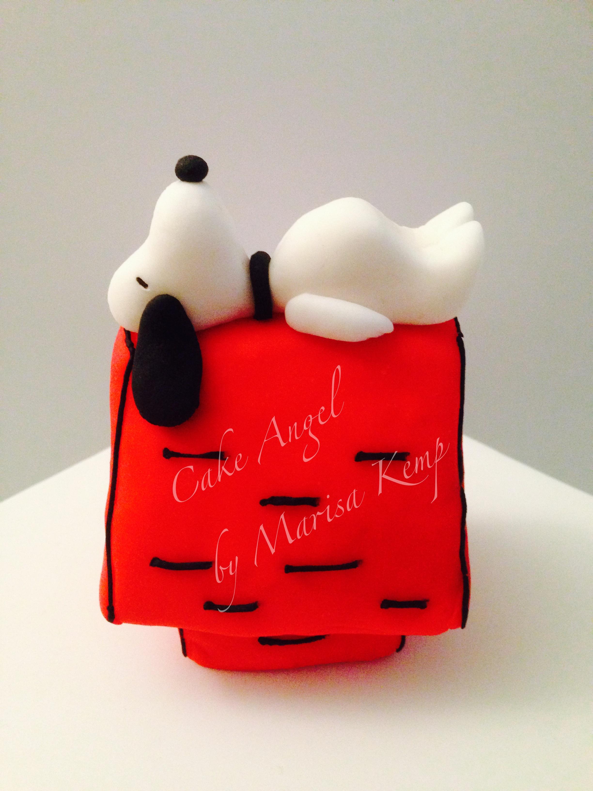 Little Snoopy topper