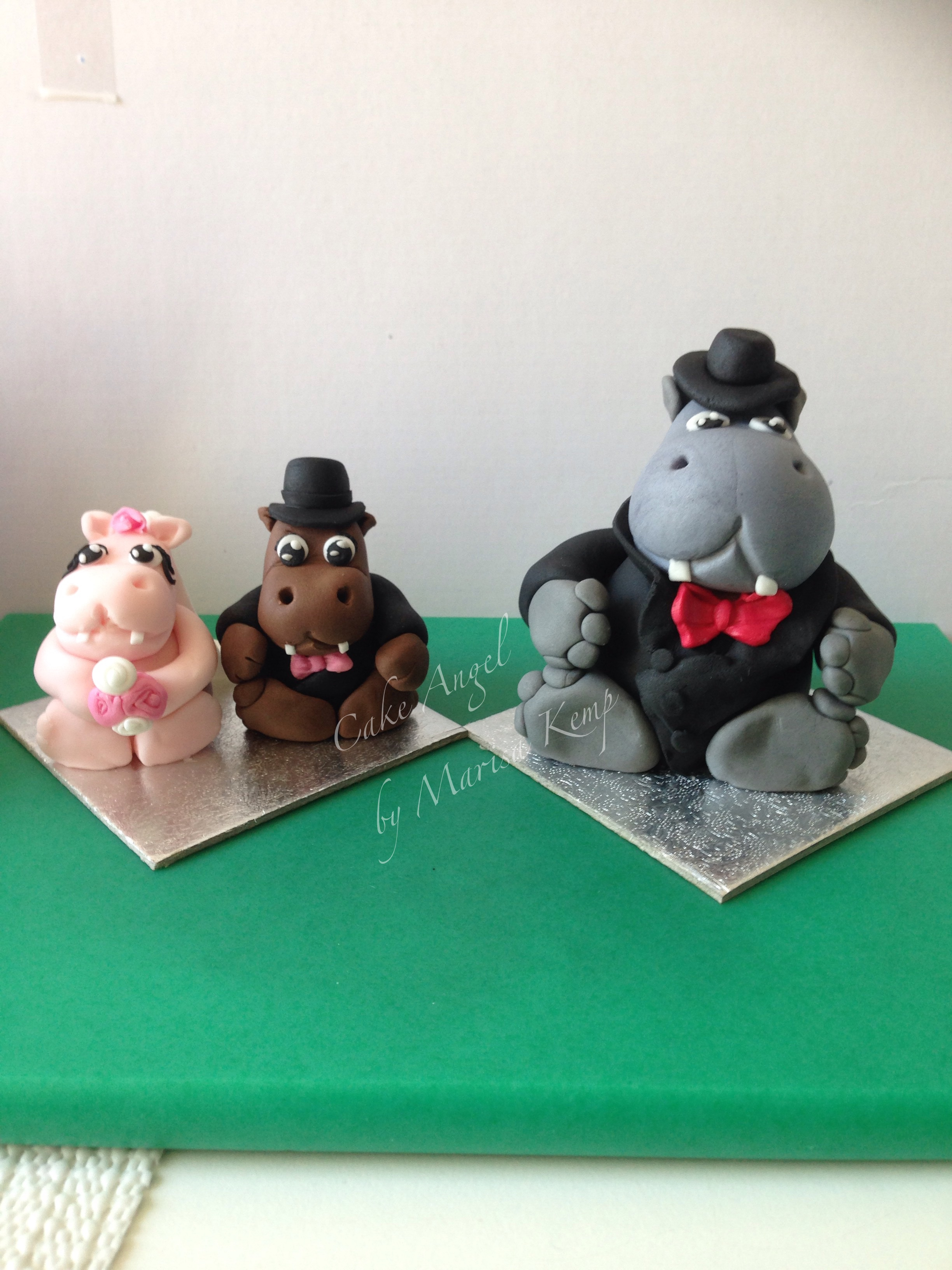 Mafia Hippos Toppers