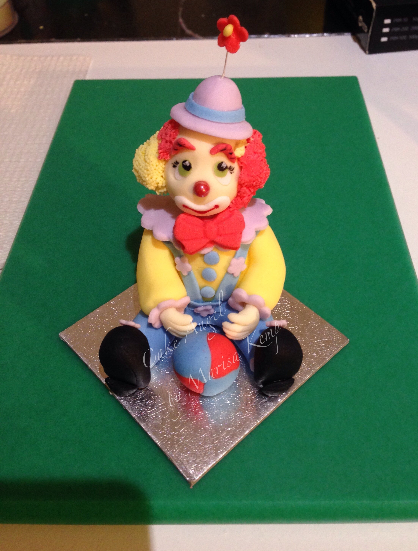 Cute Clown topper