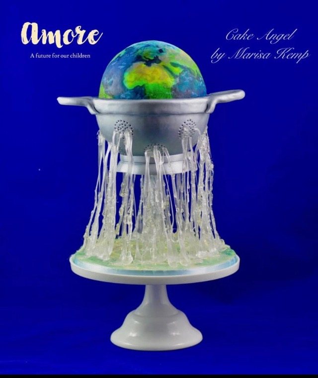 "World Water Day for ""Amore - a future for our children"" collaboration"