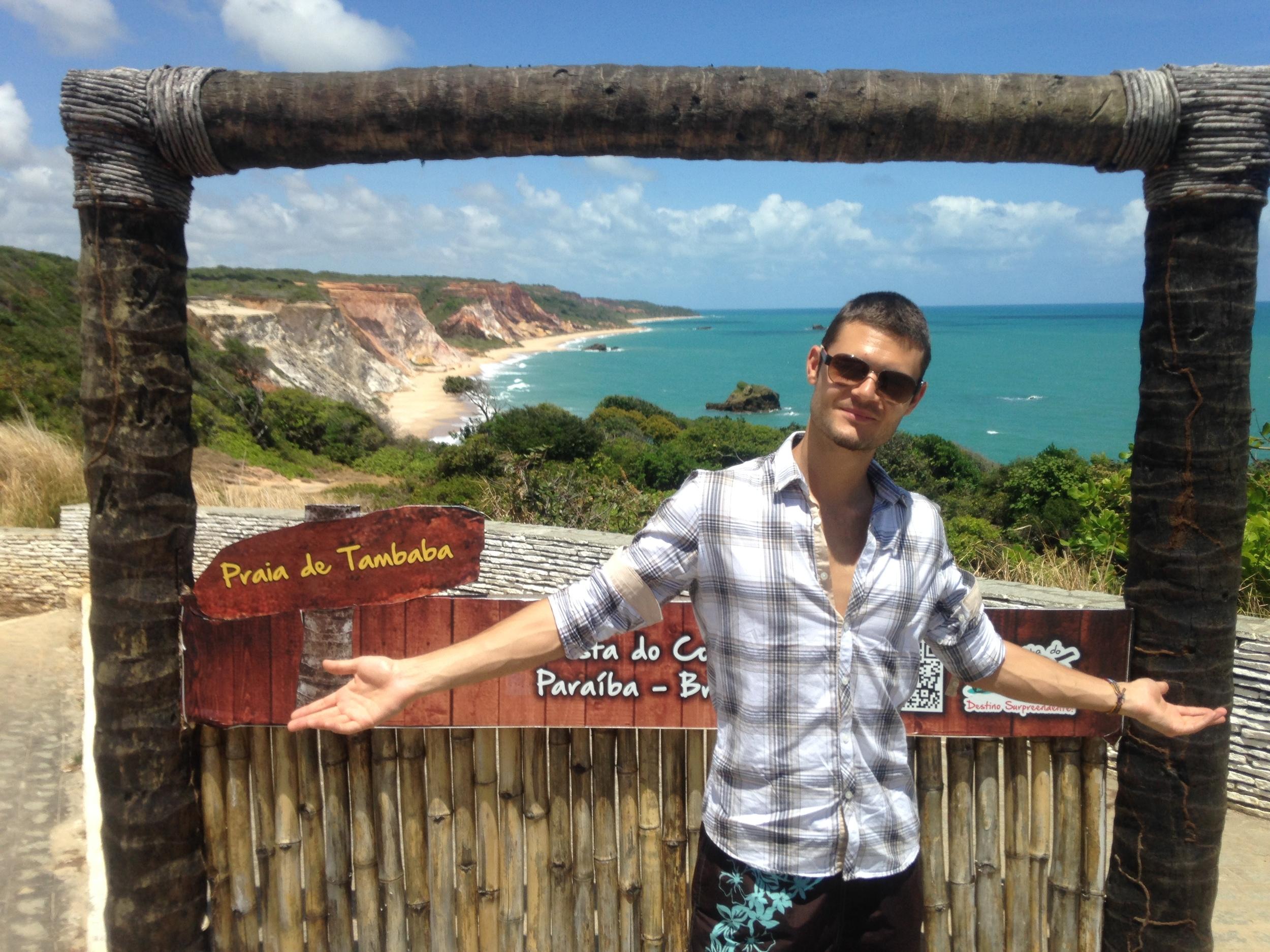 Nordeste Brasil - Praia de Tambaba
