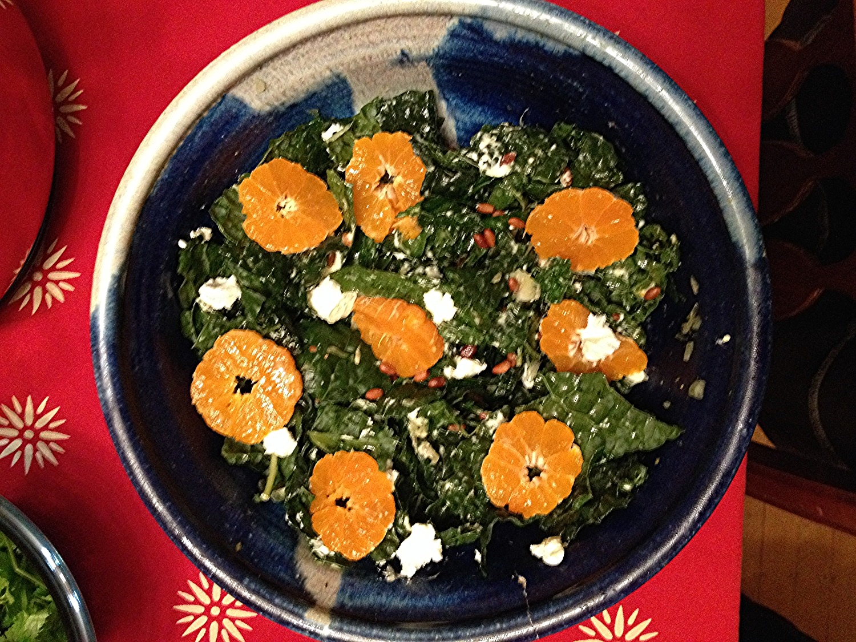 Jenn Louis' Lacinato Kale Salad