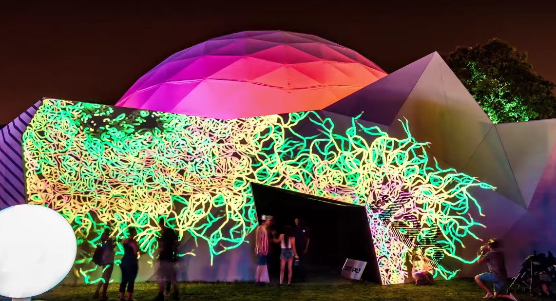 The Lab at Panorama 2016. Courtesy The Verge.