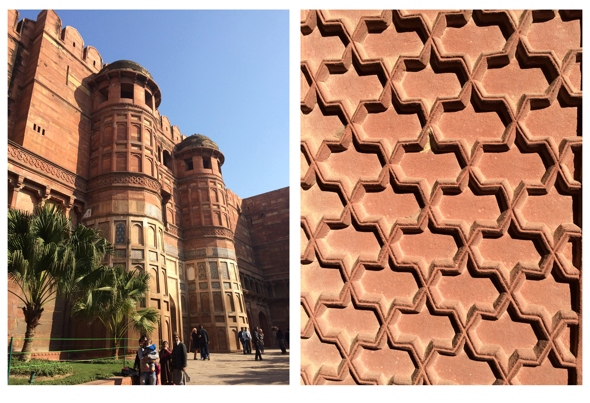 Agra Fort entry and details