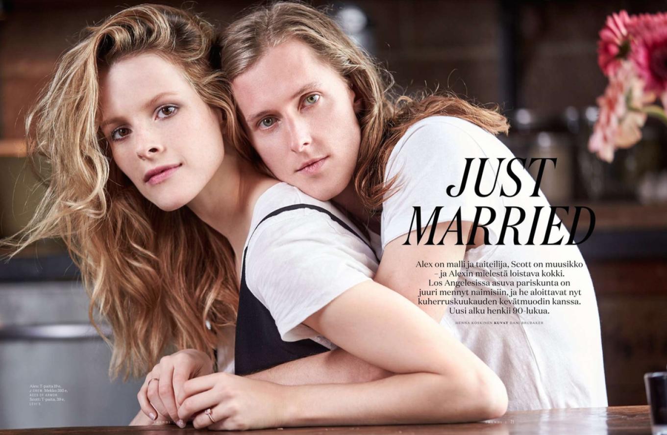 Trendi Magazine March 2016 Issue