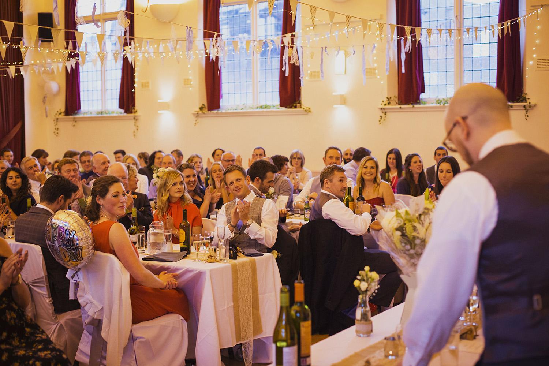 best man speech at fentham hall diy wedding
