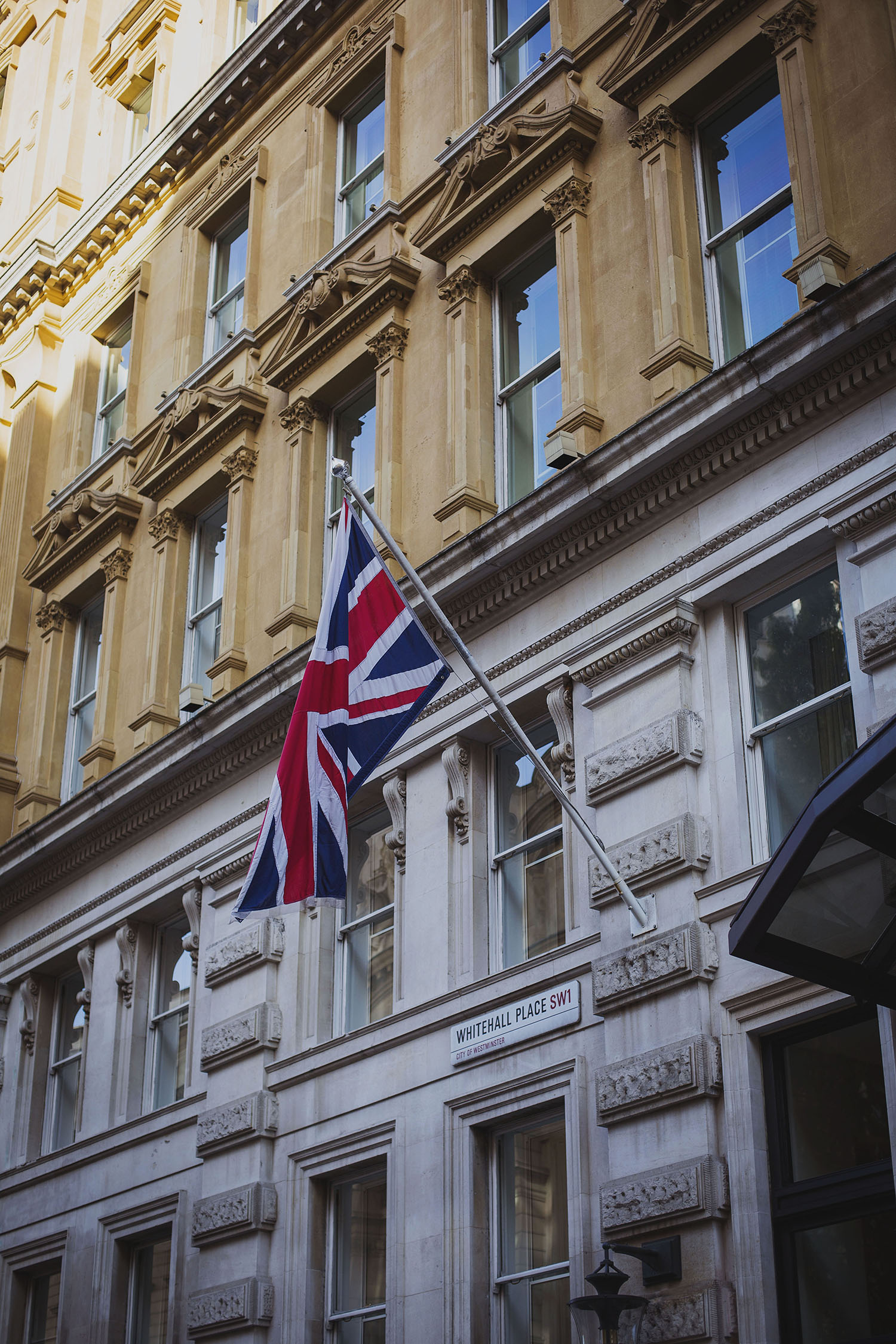 british flag corinthia hotel wedding photographer