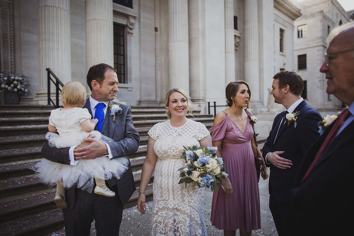 the old marylebone town hall wedding photographer