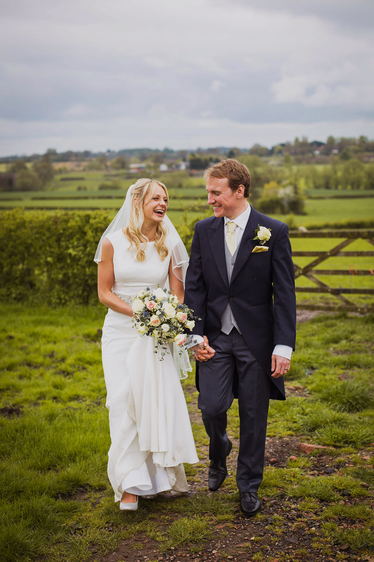 solihull documentary wedding photography