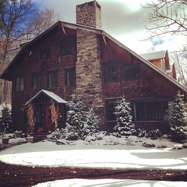 Justin Farmer '04 created an apprenticeship just for Reed alumniat his inn in the Catskills.