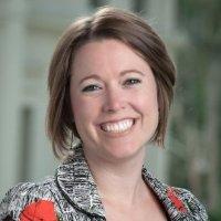 Courtney Stricklin, Asst. Director for Employer Relations, Occidental College