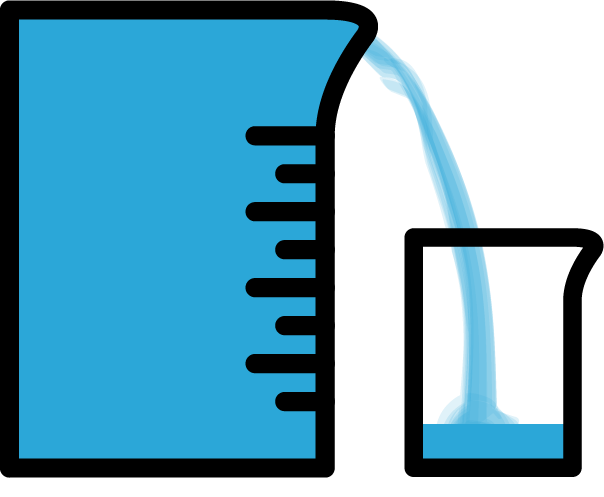 engagement beaker
