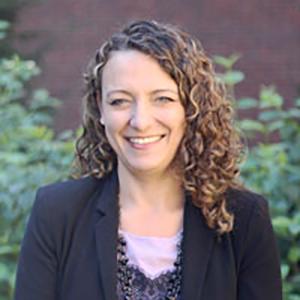 Amber Graham - Strategic Initiatives Program Director, University of Rochester