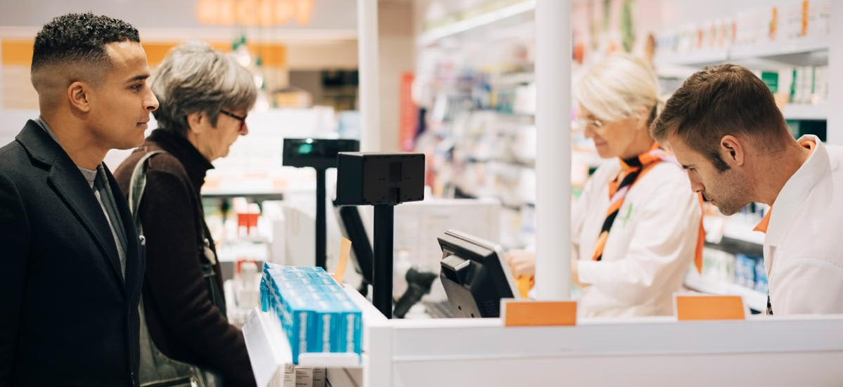 Retail+Pharmacy+Counter+Ray+Purkis+Raymond+Purkis