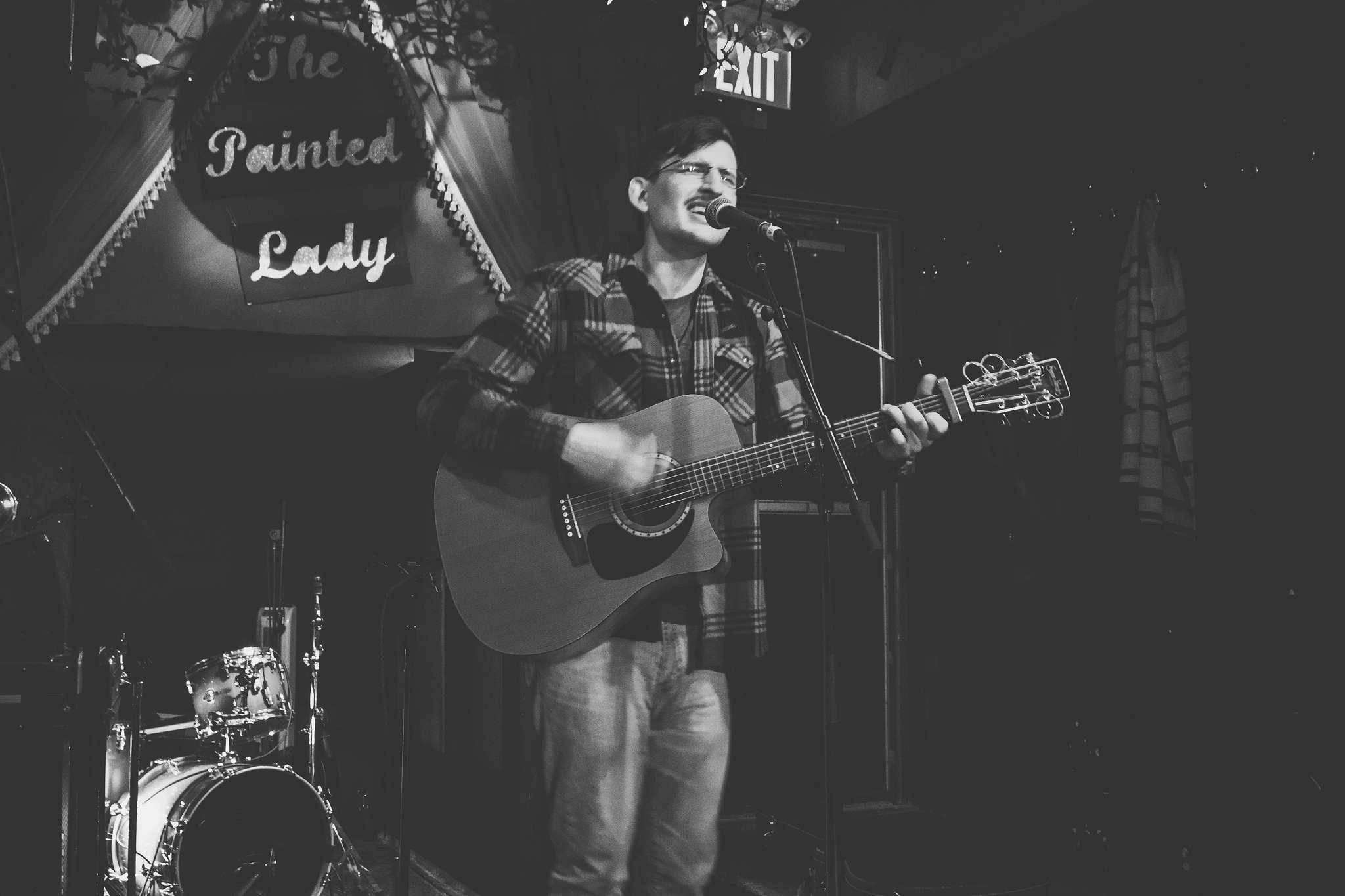 Nick Faye // Painted Lady, March 11th