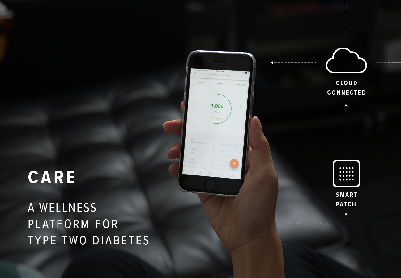 CARE<br> Systems Design   UX/UI Mobile <br> Health Care
