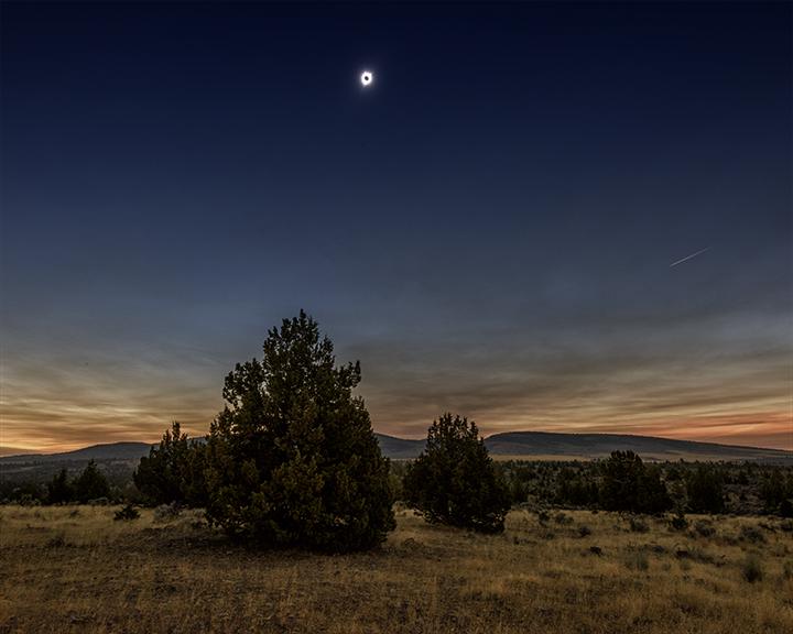 Total Eclipse, Madras, Oregon #2006
