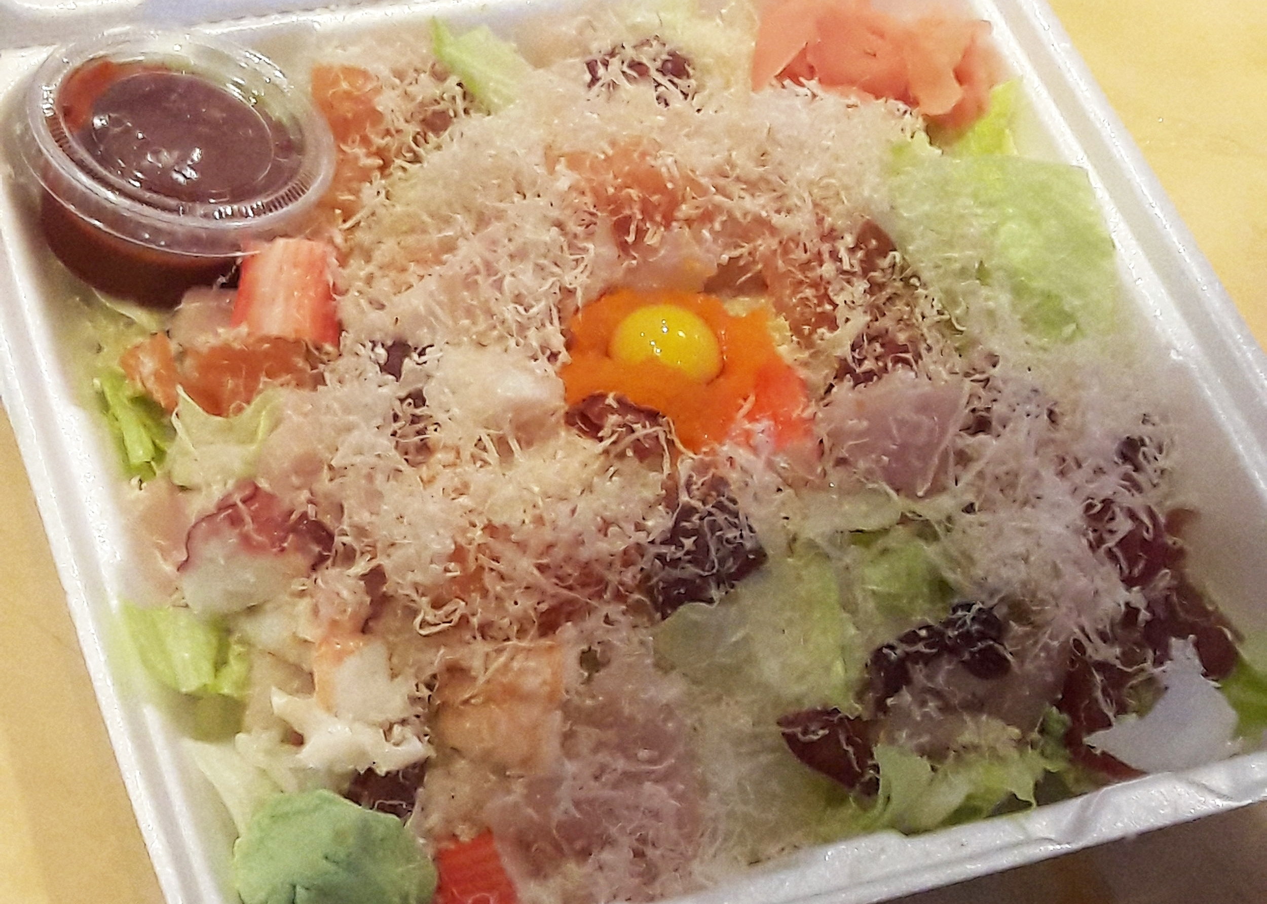 - Korean Chirashi (TO-GO ORDER)