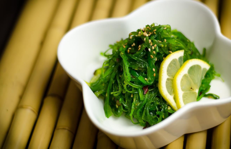 Wakame Salad -