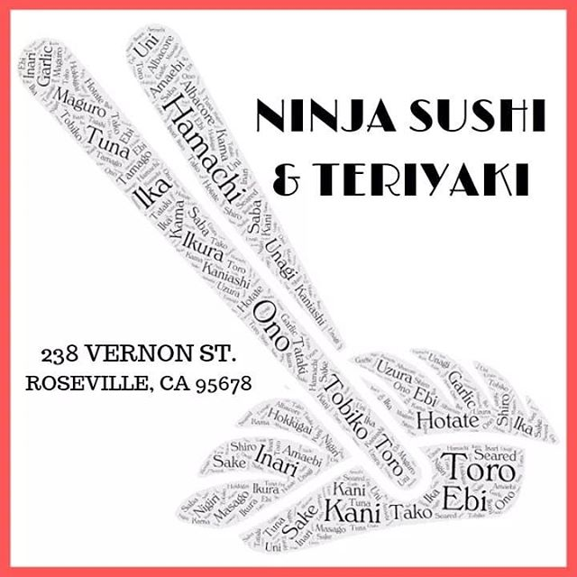 TGIF🍹🌴 We close at 10PM, so there's still time to get your sushi fix tonight! Tomorrow (Sat) is karaoke night with DJ Mike 5:30-9:30pm. #ninjaroseville #downtownroseville #sushi #sushitime #cocktails #drinkspecials #nigiri #karaoke #karaoketime