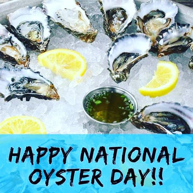IT'S NATIONAL OYSTER DAY!!! We love oysters at Ninja! Come down to try an oyster shooter or get some oysters on the half shell! They go great with our $5 summer cocktails. Hope to see you! (Items are available while supplies last)  #ninjaroseville #downtownroseville #sushi #sushitime #cocktails  #oysteronthehalfshell #sushiandcocktails #summerdrinks #oyster #nationaloysterday #theworldisyouroyster