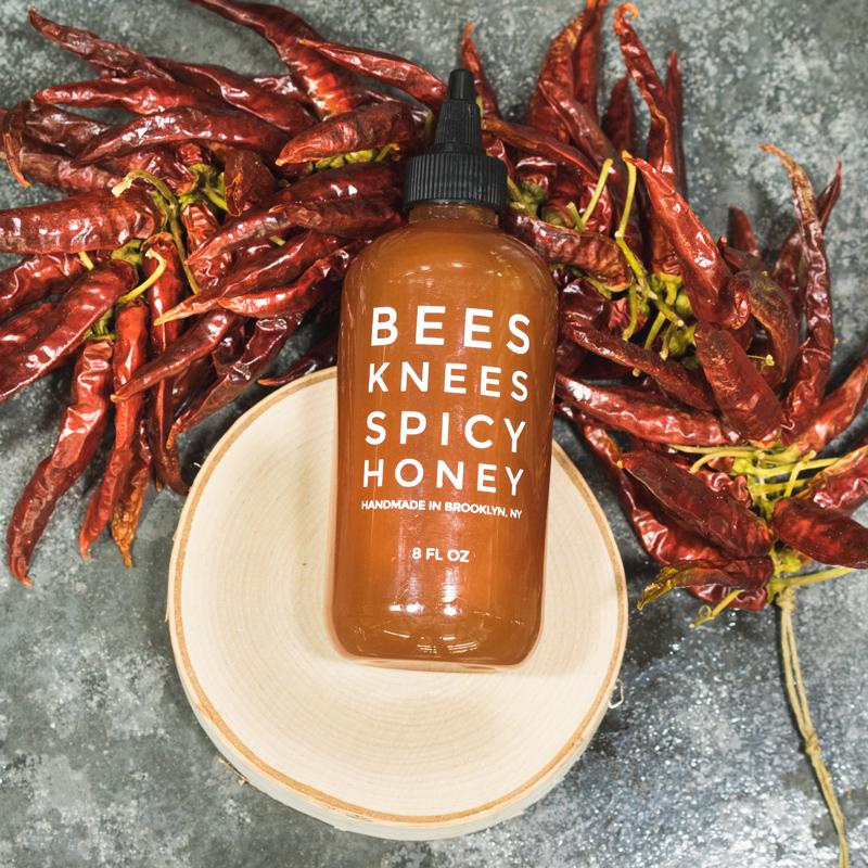 Bees-Knees   Spicy HOney