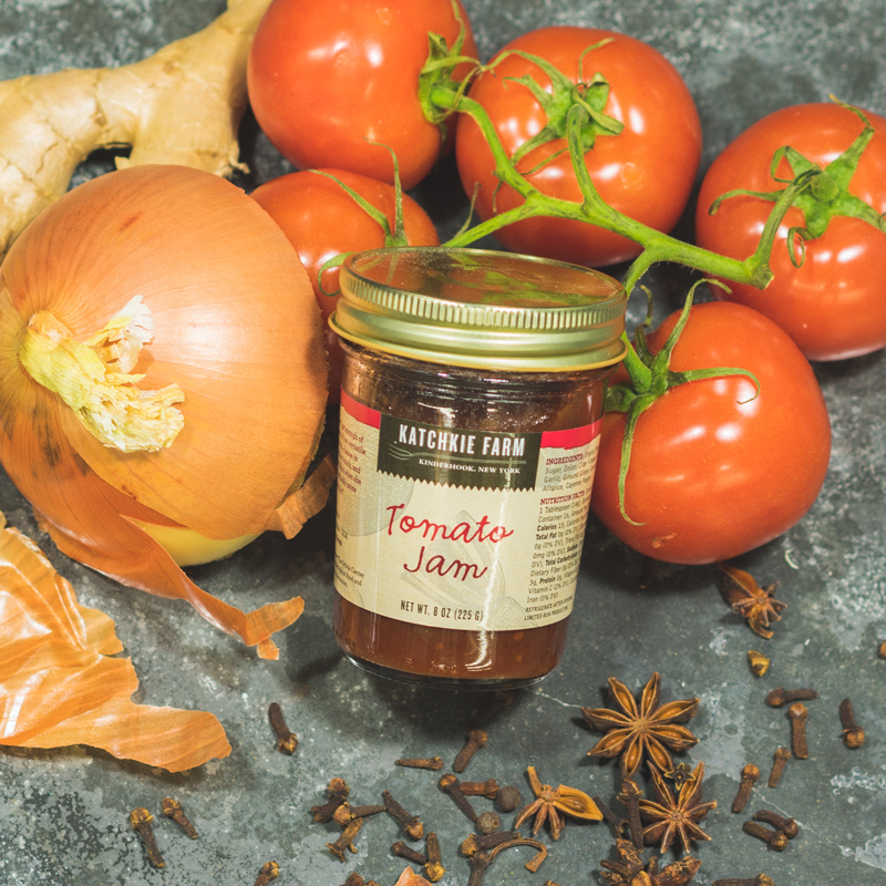 Katchkie Farms   Tomato-Jam