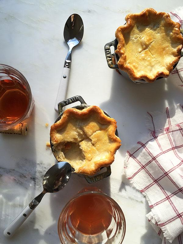 Chicken Pot Pie | Photo Courtesy of A Cozy Kitchen