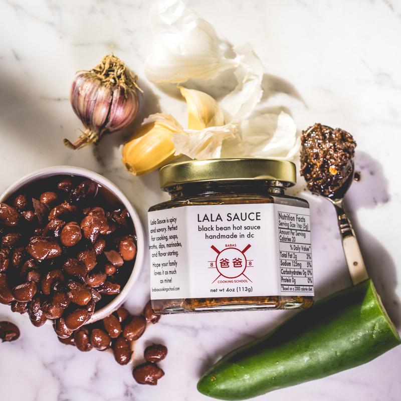 Baba's Cooking School | Lala Sauce