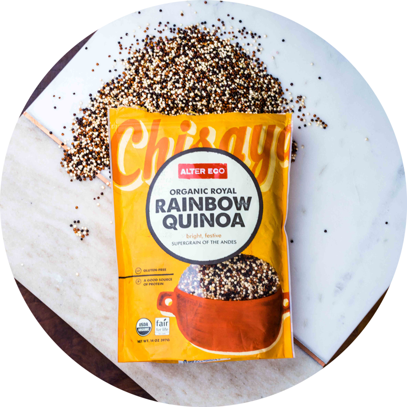 Alter Eco | Rainbow Quinoa