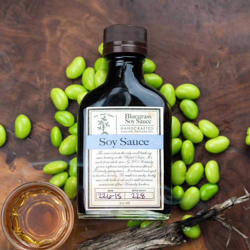 Bourbon Barrel Foods | Bluegrass Soy Sauce